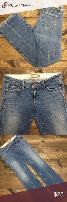 Paige Denim, Laurel Canyon Size 28 Great Condition! Paige Premium Denim, Laurel Canyon Size 28 Paige Jeans Jeans