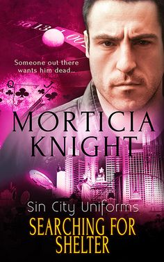 Hi there! Today I'm sharing a review for the newest release in the Sin City Uniforms series by Morticia Knight. SEARCHING FOR SHELTER is a standalone book that features a teen shelter worker …