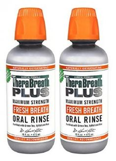 "2 X TheraBreath PLUS Professional Formula Fresh Breath Oral Rinse Bad Halitosis ""Above all love each other deeply because love covers over a multitude of sins. Best Mouthwash, Body Odor, Gluten Free Diet, Body Treatments, Strength, Alcohol, How Are You Feeling, Personal Care, Tea"