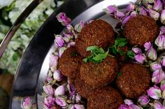 Falafel...one of my fav. food of all time!!! Hummus on Chestnut St., University City, Phila Pa...try it!