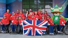Team GB Winter Paralympics Vancouver 2010