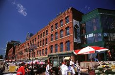 Market Square, Saint John, New Brunswick Saint John New Brunswick, New Brunswick Canada, Acadia National Park, National Parks, Canada Travel, Canada Trip, Titanic Museum, Cruise Port, Prince Edward Island