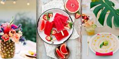 Summer Party Ideas - 15 Details That Make a Difference