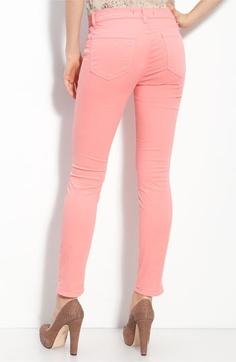 J Brand Skinny Stretch Twill Pants | Nordstrom - StyleSays
