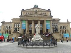 Berlin - Concert House in Berlin Germany.jpg