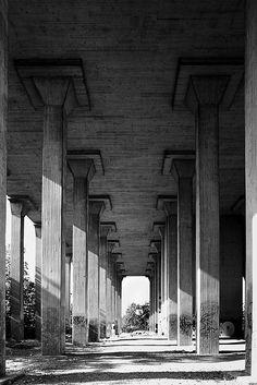 Paul Hedqvist - Uggleviksreservoaren, Stockholm, 1935