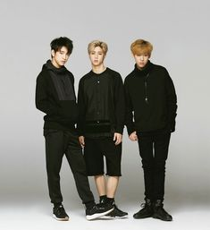 #JR #mark #bambam