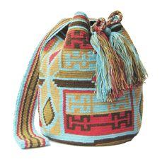 Bolsos étnicos artesanales