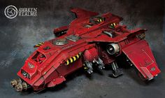 The Internet's largest gallery of painted miniatures, with a large repository of how-to articles on miniature painting Warhammer Art, Warhammer 40k Miniatures, Warhammer 40000, Warhammer 40k Blood Angels, Angel Fire, The Horus Heresy, Imperial Fist, Space Wolves, Space Marine