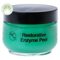 Make sure to exfoliate at least once a week. Our Restorative Enzyme Peel removes dead skin cells without the irritation. Anti Aging Treatments, Skin Treatments, Enzyme Peel, Organic Aloe Vera, Chemical Peel, Summer Skin, Younger Looking Skin, Dead Skin, Healthy Skin