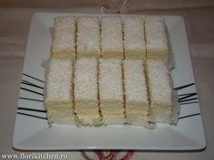 Flori's Kitchen – Pagina 4 – In Bucataria mea – Vasilescu Florentina Vanilla Cake, Nutella, Gem, Sweets, Bread, Desserts, Kitchen, Sugar, Tailgate Desserts