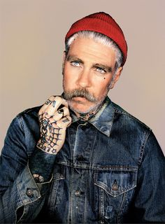 Tattoos, Tabak und Bärte – Coole Fotografien von Mr Elbank - detailverliebt.de