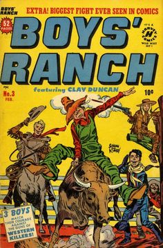 """Before John Wayne made men out of """"The Cowboys,"""" see these real kids go up against someone like Billy the Kid!"""