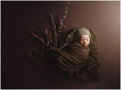 Newborn photo shoot by Massart Photography of RI