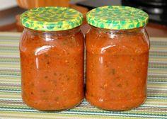 Pizza Lasagna, Canning Pickles, Vegetarian Recipes, Healthy Recipes, Ketchup, Pesto, Food To Make, Salsa, Clean Eating