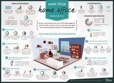 Here's how to make your home office work for you