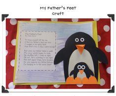 poem (do with Penguin Chick)