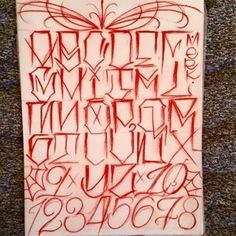 Letras abstractas Tattoo Lettering Styles, Cake Lettering, Chicano Lettering, Graffiti Lettering Fonts, Script Lettering, Tattoo Fonts, Lettering Design, Lettrage Chicano, Images Alphabet