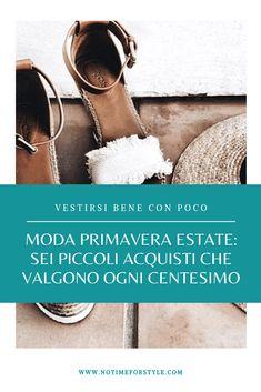 Vestirsi bene con poco: 6 acquisti low-cost che valgono ogni centesimo – no time for style- (notitle) - Fashion For Women Over 40, 50 Fashion, Fashion Outfits, Fashion Trends, Fashion Bloggers, Fashion Courses, Simple Shoes, Dresses For Less, Summer Dresses