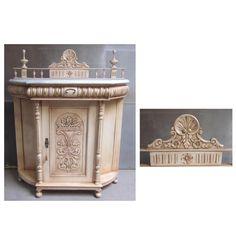 Restored cabinet Furniture Restoration, Decorative Boxes, Cabinet, Home Decor, Clothes Stand, Decoration Home, Room Decor, Restoring Furniture, Closet