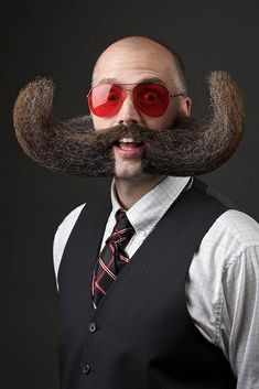 On October 25th, a man-valanche of epic proportions descended upon Portland, Oregon for the 2014 World Beard and Moustache Championships. Gentlemen both fancy and wild from around the world gathered to compete for recognition of their glorious facial hair.