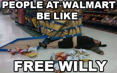 22 Weird Things Happening Only At Walmart 32