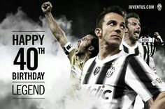 Happy birthday #legend #capitano #unico