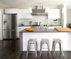 1000 ideas about kitchen and dining on pinterest white for Neutral kitchen ideas