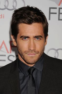 Jake Gyllenhaal, there will never be  a stage where I am not smitten with him.