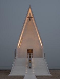 Seashore Chapel, Beidaihe-China by Vector Architects