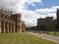 Capilla de Enrique VII en Westminster. Estilo Tudor, Los Tudor, Vii, Westminster, Sidewalk, Louvre, Building, Travel, Tall Windows