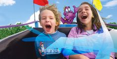 Dutch Wonderland Family Amusement Park - over 30 fun-filled rides, Duke's Lagoon water play area, live entertainment and free parking (designed for families with young children) - Lancaster, PA