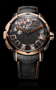 BlackJack | Casino Game Watches | Collections | Christophe Claret
