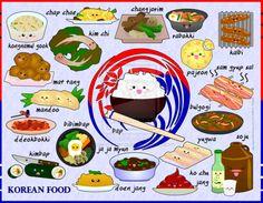 .Korean food