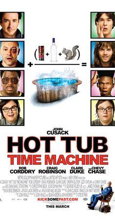 Hot Tub Time Machine (2010) [Hot Tub - Der Whirlpool... ist 'ne verdammte Zeitmaschine]