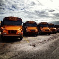 I have never been envious of the school bus drivers.  This reminds me how hard their job is and I am surprised there aren't more issues |Being A School Bus Driver Can Be Minimum Wage Work With Big Responsibilities