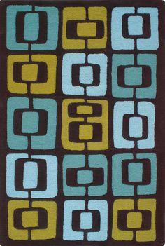 Angela Adams - Munjoy made-to order rug