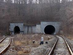 Tunelurile din Romania