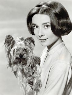 Audrey Hepburn, Funny Face (1957) starring Fred Astaire... Re-pinned by StoneArtUSA ~ pet memorials since 2001