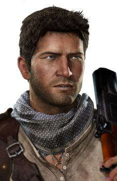 Nathan Drake - Uncharted 3 by ~snakeff7 on deviantART