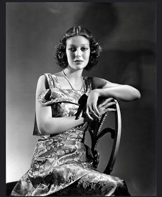 Loretta Young, photo by George Hurrell