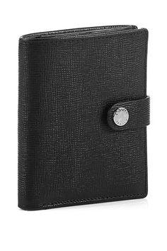 Esprit / Kleines Portemonnaie aus Leder