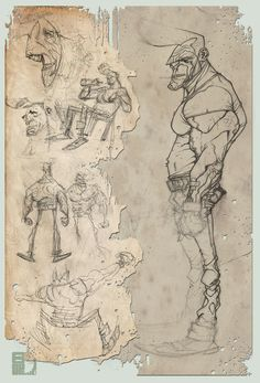 Rocking the sketch by ~spundman on deviantART
