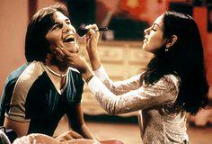 Ashton Kutcher and Mila Kunis in Season 2 of That 70's Show