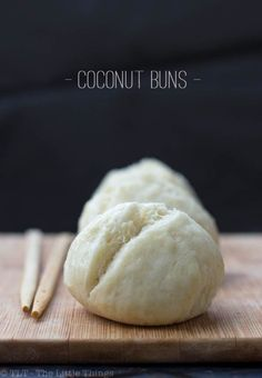 Steamed Coconut Buns - a Jamie Oliver recipe via The Little Things blog < This looks SO good, I want to try a GF version somehow...