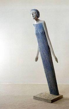 Olbram Zoubek Architectural Sculpture, Modern Sculpture, Evo, Sculptures, Arts And Crafts, Bronze, Image, Painting, Beautiful