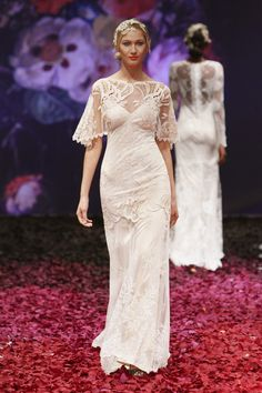 Claire Pettibone, Amaryllis – Part of our 65 best designer wedding dresses round-up