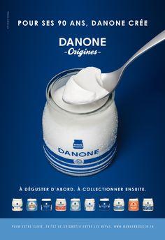 Les 90 ans de Danone en 2010