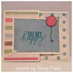 Happy Everything – An Operation Smile Blog Hop   Papercrafting Princess - art by Tracey Pierce