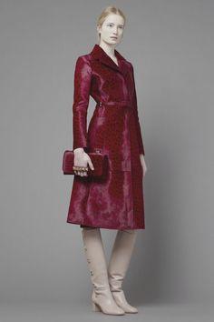 Valentino Pre Fall 2013 Style.com